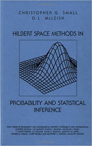 Amazon hilbert space methods in probability and statistical amazon hilbert space methods in probability and statistical inference 9780471592815 christopher g small don l mcleish books fandeluxe Gallery