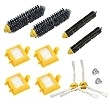 Theresa Hay 10PCS/lot 3-Armed Side Brush Filter Bristle Brush For iRobot Roomba 700 series 760 761 770 780 790 Vacuum Cleaner Parts