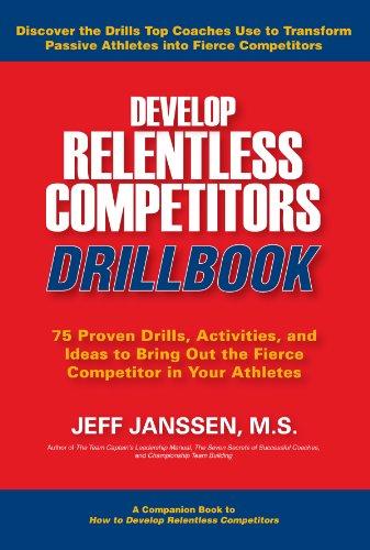 Develop Relentless Competitors Drillbook
