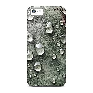 ipod touch4 Blood Stain PC mobile Hard Cases With Fashion Design case Runing's case