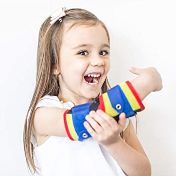 (Age 2-7) STOP Thumb Sucking - stop FINGER sucking - The Hand Stopper thumb guard for thumb sucking prevention