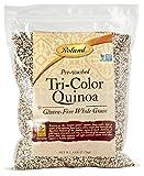 Best Quinoas - Roland Quinoa, Tri-Color, 5 Pound Review