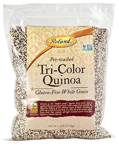 Roland Quinoa Tri Color 5 Pound