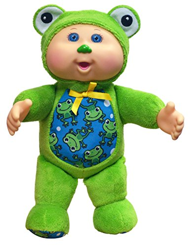 Cabbage Patch Kids Frog Cutie