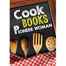 Cookbooks Pioneer Woman: Blank Recipe Cookbook, 7 x 10, 100 Blank Recipe Pages