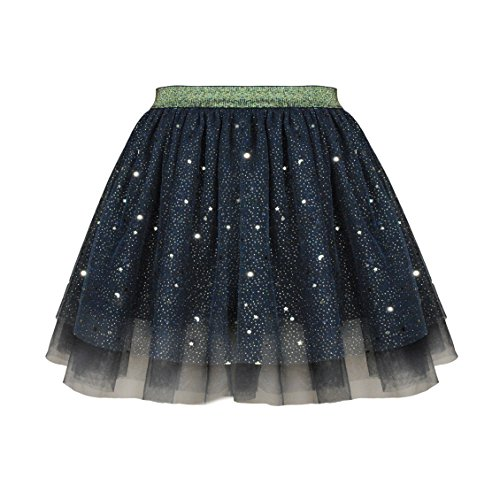 Price comparison product image Abbyabbie.Li Flower Little Girls'Tulle Tutu Skirt (S, Galaxy)