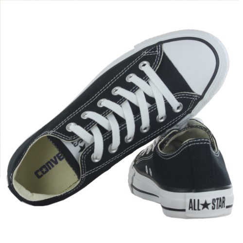Converse CT Ox Black Trainers Size