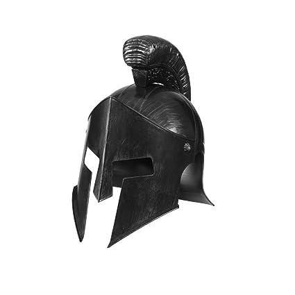 Gladiador casco antiguo romano casco romano Gladiator casco Sparta 300 soldados de Aquiles gladiador casco de gladiadores y de disfraces de carnaval ...