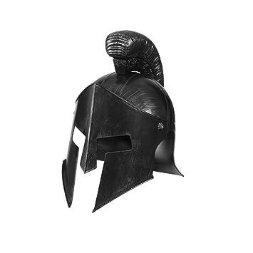 Gladiador casco antiguo romano casco romano Gladiator casco Sparta 300 soldados de Aquiles gladiador casco de