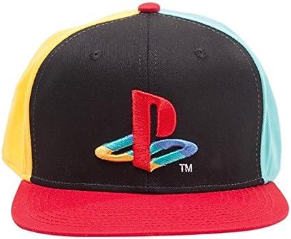 Todo para el streamer: Playstation - Casquette Snapback - Original Logo [Importación francesa]