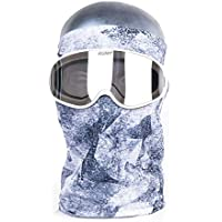 Rumy Goggle Mask | Anti-Fog, Detachable, Windproof,...