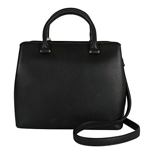 L. CREDI Donna borsetta Aberdeen nera
