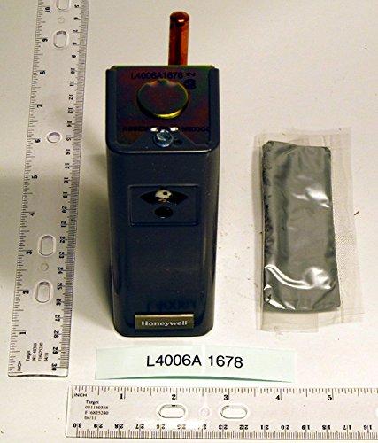 Honeywell L4006A1678 Boiler Control Aqua Stat ()
