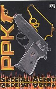 Schroedel Agent Ppk Pistol, 25 Shot