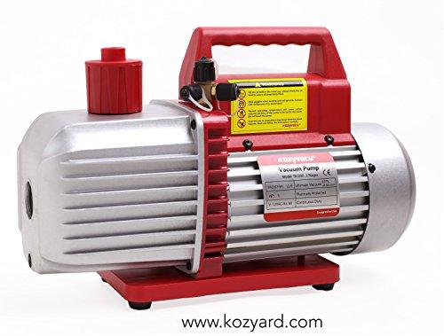8 cfm robinair vacuum pump - 2
