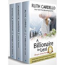 A Billionaire For Lexi: Holiday Novella (The Barrington Billionaires, Book 3.5)