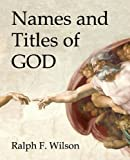 Names and Titles of God, Ralph Wilson, 0981972152