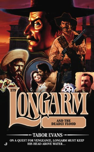 book cover of Longarm and the Deadly Flood