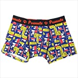 4549204182564 Snoopy men's boxer shorts/House