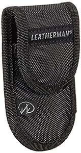 Leatherman 930381 Ballistic Nylon Multi-Tool Black Sheath, Gray