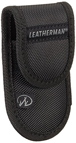 Leatherman 930381 Ballistic Nylon Multi-Tool Black Sheath, Gray
