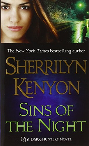 Book cover for Sins of the Night