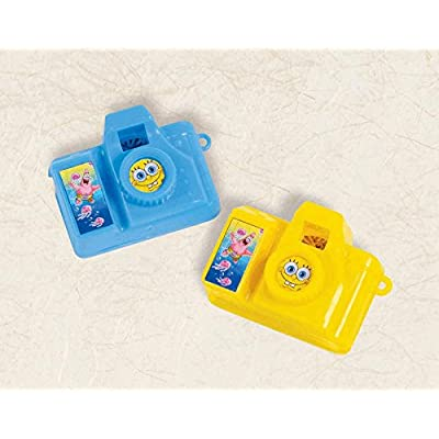 Amscan Spongebob Clicking Camera - Each: Toys & Games