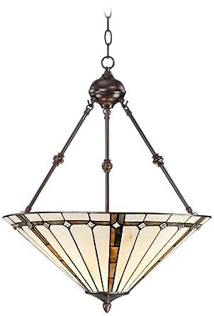 3 light glass pendant modern tiffany style 3light ivory 24quot high glass pendant light 24