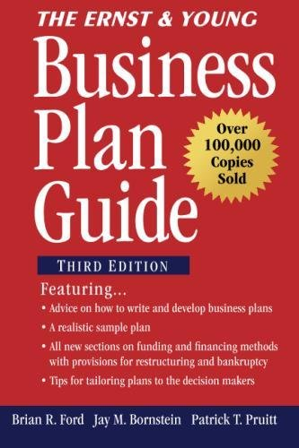 Ernst   Young Business Plan Guide