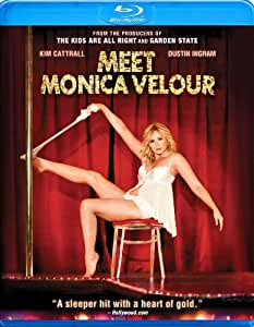 Meet Monica Velour [Blu-ray]