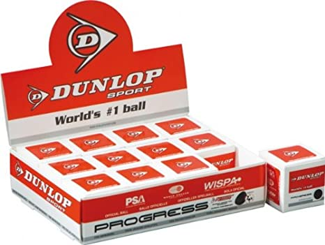 Dunlop Squash Balls - Multipack