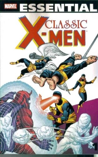 Essential Classic X-Men - Volume 1