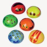 frog popper toy - Kid Fun Products Frog Poppers Toy (12 Pack)