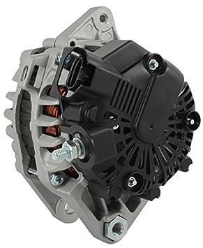 Nueva 12 V 90 Amp Alternador para Hyundai Accent Veloster Kia Rio 1,6 litro: Amazon.es: Coche y moto