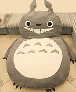 JuniorPartner,Totoro Design Bigsofa 2.7x1.7m Totoro Bed Totoro Double Bed Totoro Sleeping Bag