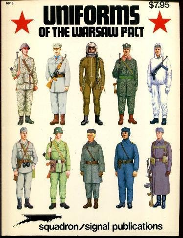(Army, Navy and Air Force Uniforms of the Warsaw Pact)