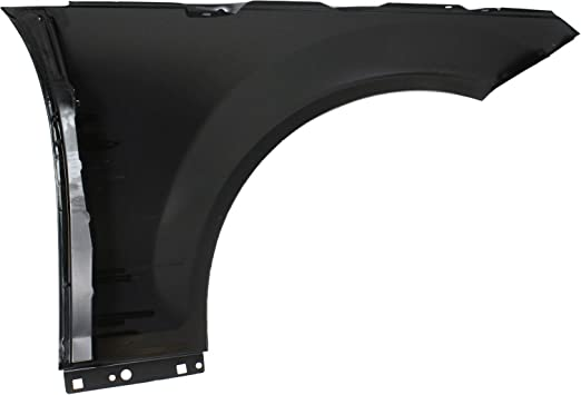 Front Fender Compatible with Mercedes Benz Steel Driver Side