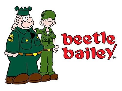 Amazon Com Beetle Bailey Allan Melvin Howard Morris June Foray Seymour Kneitel Geoff Pike
