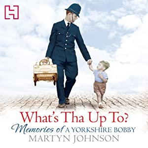 What's Tha Up To? Audiobook