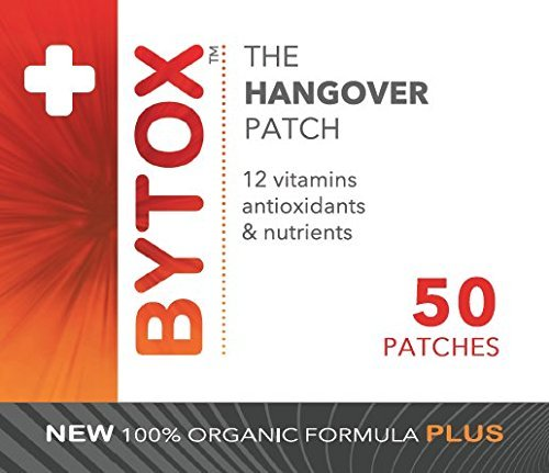 Bytox Hangover Patch 25 pack with fast and free shipping for all...