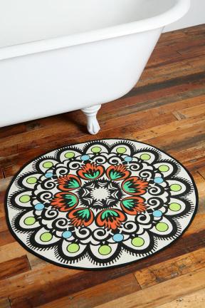 "UrbanOutfitters.com > 30"" Mod Mandala Round Rug"