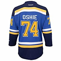St. Louis Blues T.J. Oshie Reebok Youth (8-20) Replica Home Jersey