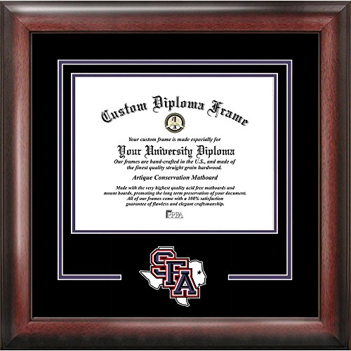 Stephen F. Austin Lumberjacks Spirit Diploma Frame by Landmark Publishing