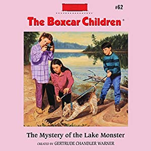 The Mystery of the Lake Monster Audiobook
