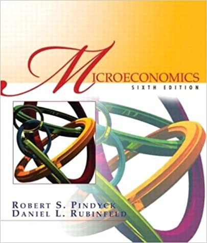 Microeconomics 6th edition 9780130084613 economics books amazon fandeluxe Images