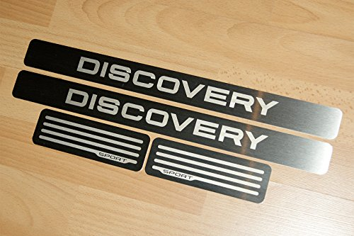 Land Rover Discovery Sport Door Sill Plates FULL Set of 4 by BARMECA