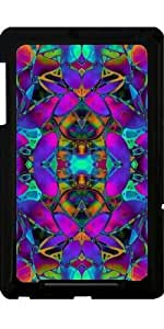 Case for Asus / Google Nexus 7 (2012 Version) - Fractal Floral Abstract G9