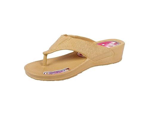 f2e294c04e3 KAYSTAR Slippers Women Girl s Stylish Chandan Color Casual Slippers ...