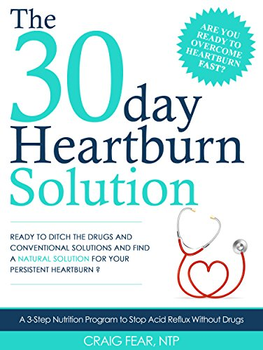 Stop Solution (The 30 Day Heartburn Solution: A 3-Step Nutrition Program to Stop Acid Reflux Without Drugs)