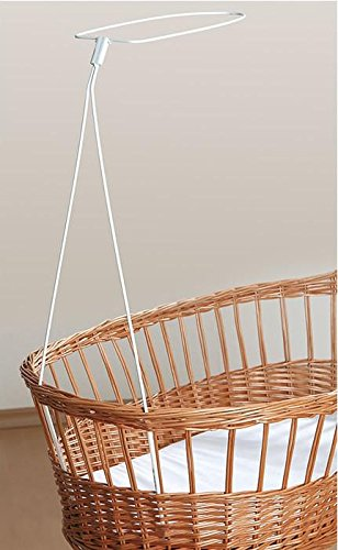 Canopy Crib Holder Cradle Drape ROD/FRAME/HOLDER/POLE/BASKET/BAR') BabyComfort